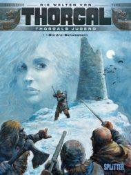 Die Welten von Thorgal – Thorgals Jugend von Yann