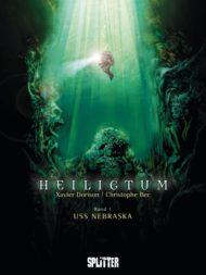 Heiligtum-Comics von Xavier Dorison & Christophe Bec