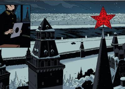"""Szene aus """"The Death of Stalin"""" von Fabien Nury"""