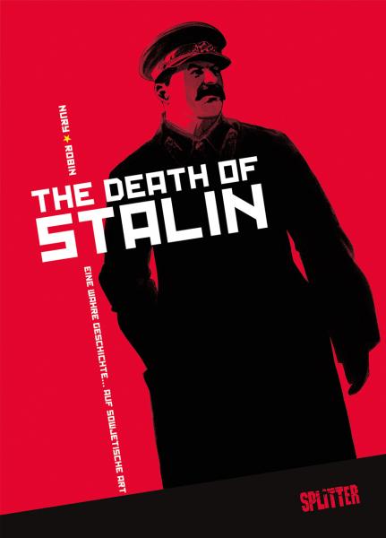 """Rezension zum Comic """"The Death of Stalin"""" von Fabien Nury"""