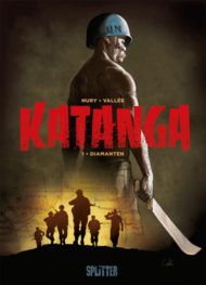 "Die Comicreihe ""Katanga"" von Fabien Nury"