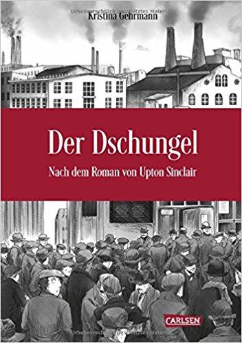 """Rezension: Die Graphic Novel """"Der Dschungel"""" von Kristina Gehrmann"""