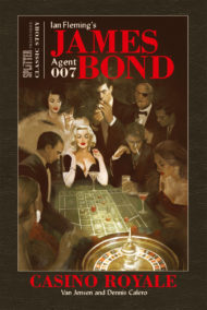 "Der Comic ""James Bond Classics - Casino_Royale"""