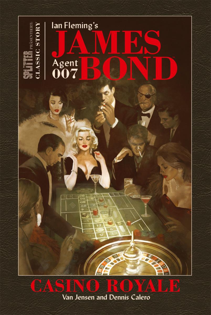 "Rezension zu ""James Bond Classics – Casino Royale"" von Van Jensen"