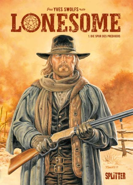 Lonesome-Comics von Yves Swolfs in der richtigen Reihenfolge