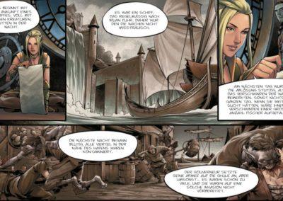 Graphic Novel: Orks Goblins 1